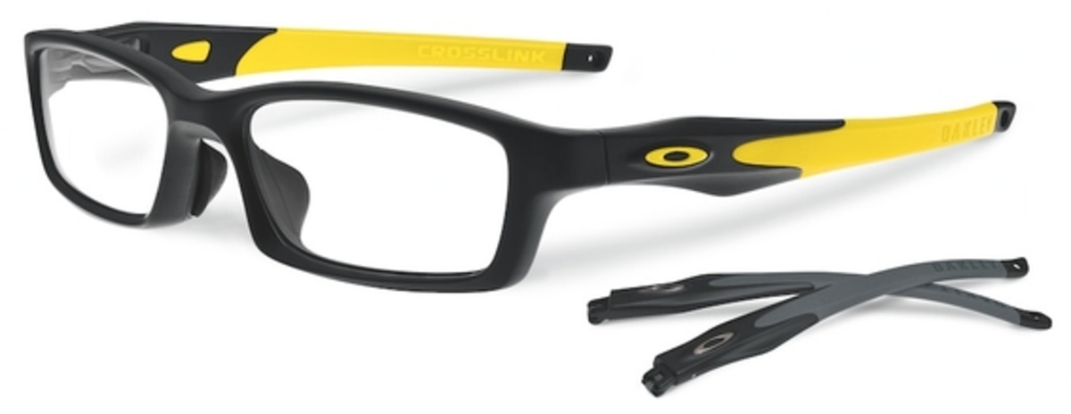 Eyeglass Frame Oakley : Oakley Crosslink (Asian Fit) OX8029 Eyeglasses Frames