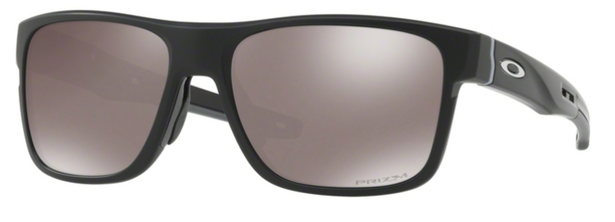 711417da9de 06 Matte Black with Prizm Black Polarized Lenses · Oakley CROSSRANGE OO9361  07 Woodgrain ...