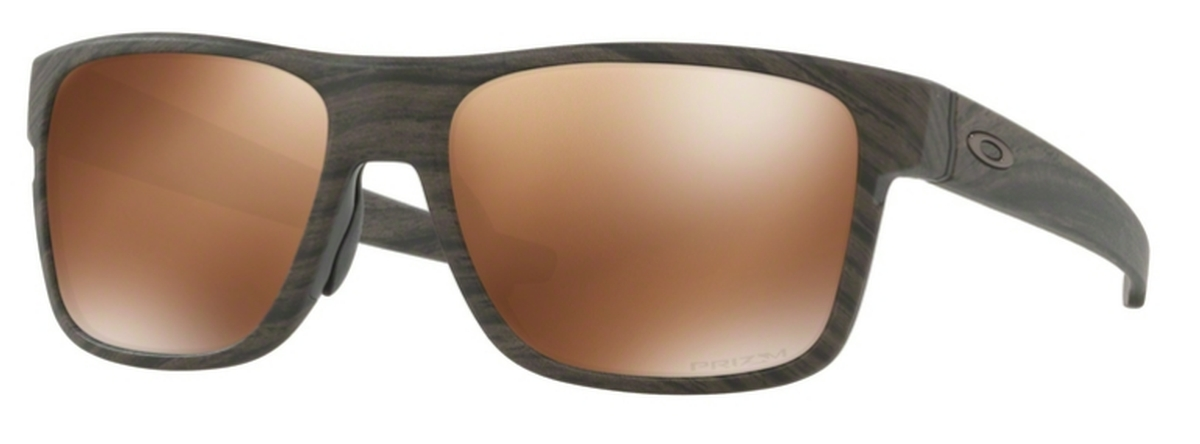 e968cec0a8 07 Woodgrain with Prizm Tungsten Polarized Lenses · Oakley CROSSRANGE  OO9361 08 Grey ...