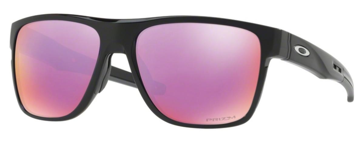 41cb8b6575d7e 04 Polished Black   Prizm Golf. Oakley CROSSRANGE XL OO9360 10 Matte  Rootbeer Tortoise   Prizm Shallow ...