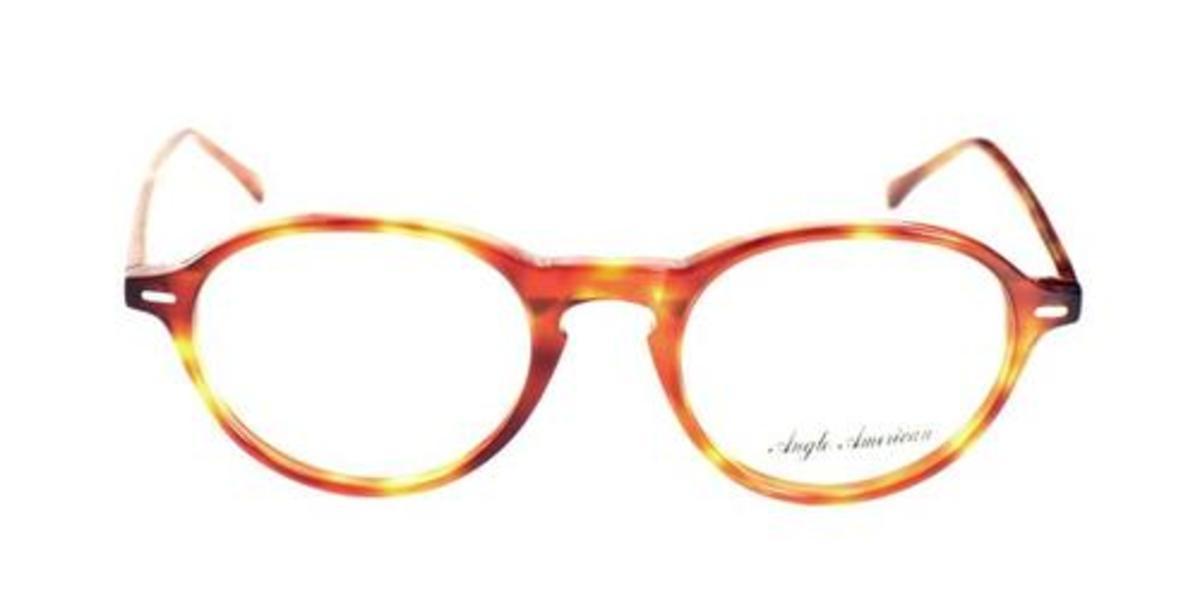 Anglo American Panto Eyeglasses Frames