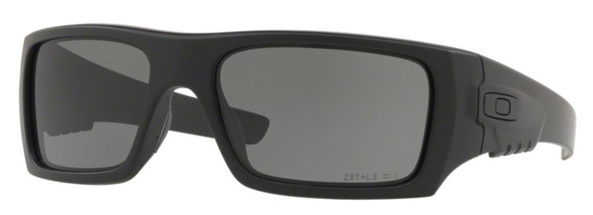 79a812c3785e0 06 Matte Black   Grey Lens. Oakley DET CORD INDUSTRIAL - ANSI Z87.1 STAMPED  OO9253 07 Matte ...