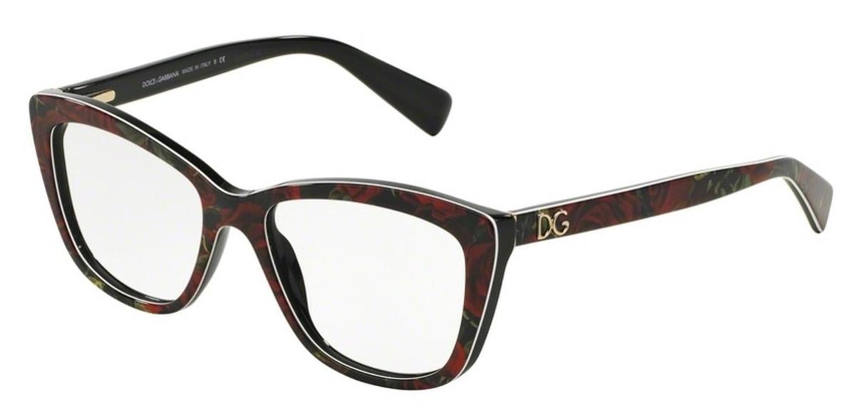 dd5e12f21cf05 Dolce   Gabbana DG3190 Eyeglasses Frames