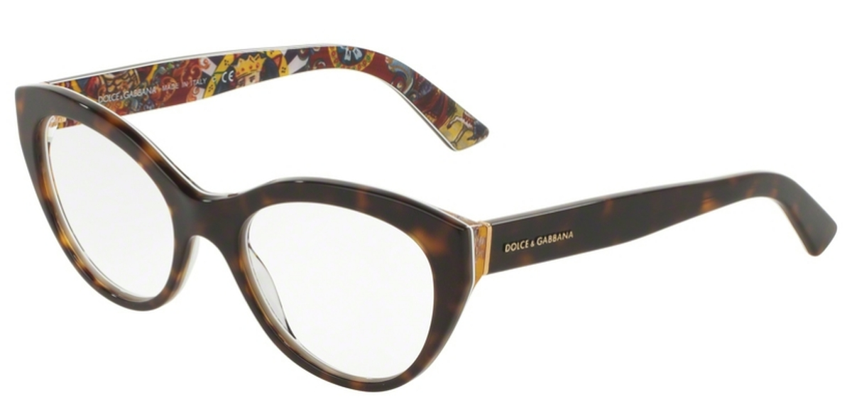 Dolce & Gabbana Eyeglasses Frames