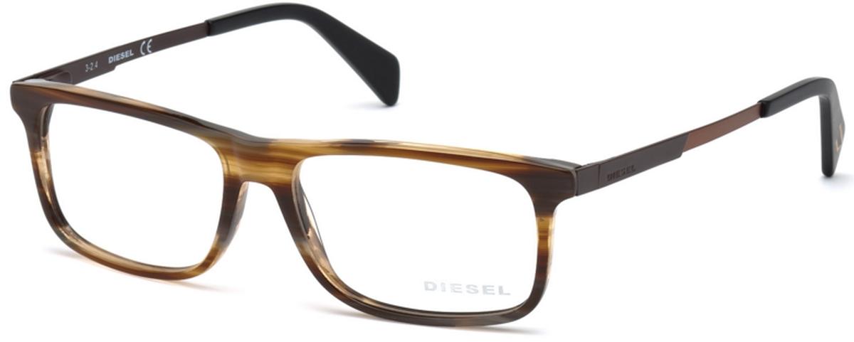 Best Lightweight Glasses Frames : Diesel DL5140 Eyeglasses Frames