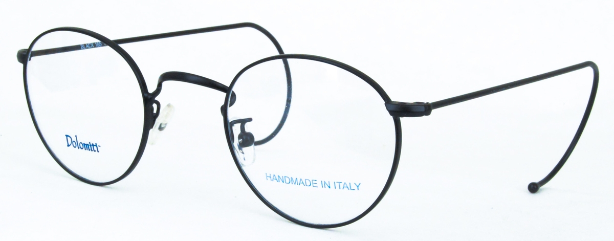 fc8bdb4d25be5 Dolomiti Round Eyeglass Frames - Glasses Blog