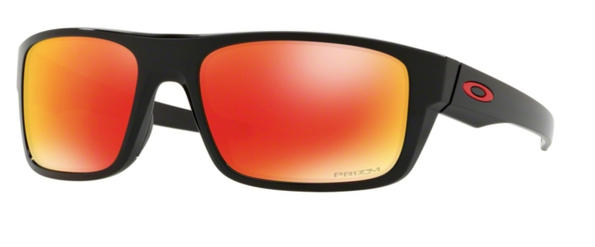 94b77bc88b Oakley DROP POINT OO9367 16 Polished Black   Prizm Ruby. 16 Polished Black    Prizm Ruby