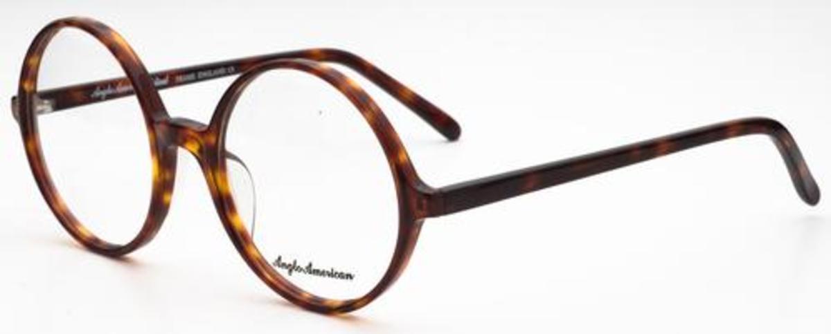 Anglo American AA116 Eyeglasses Frames