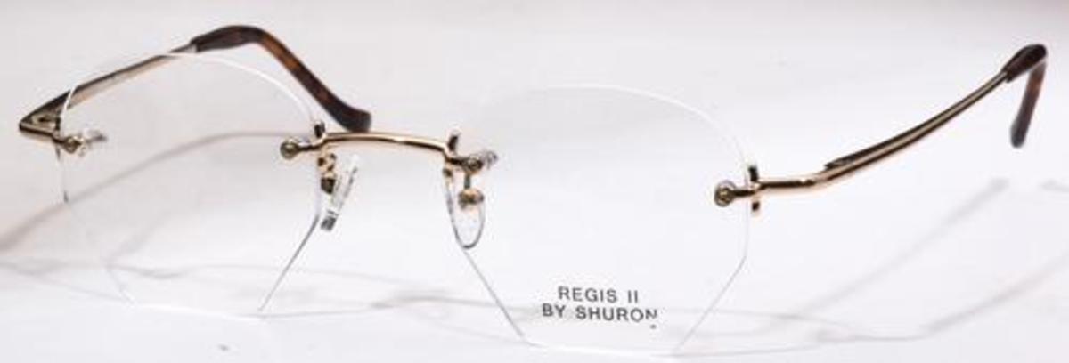 Shuron Regis II Eyeglasses