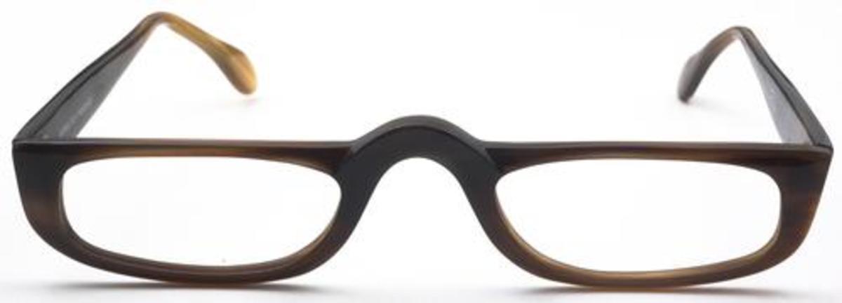 Dolomiti Eyewear Revue M164 Half Eye Eyeglasses