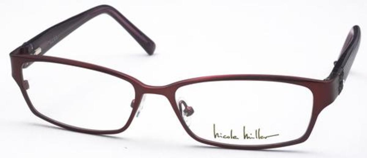 Nicole Miller Bowery Eyeglasses Frames