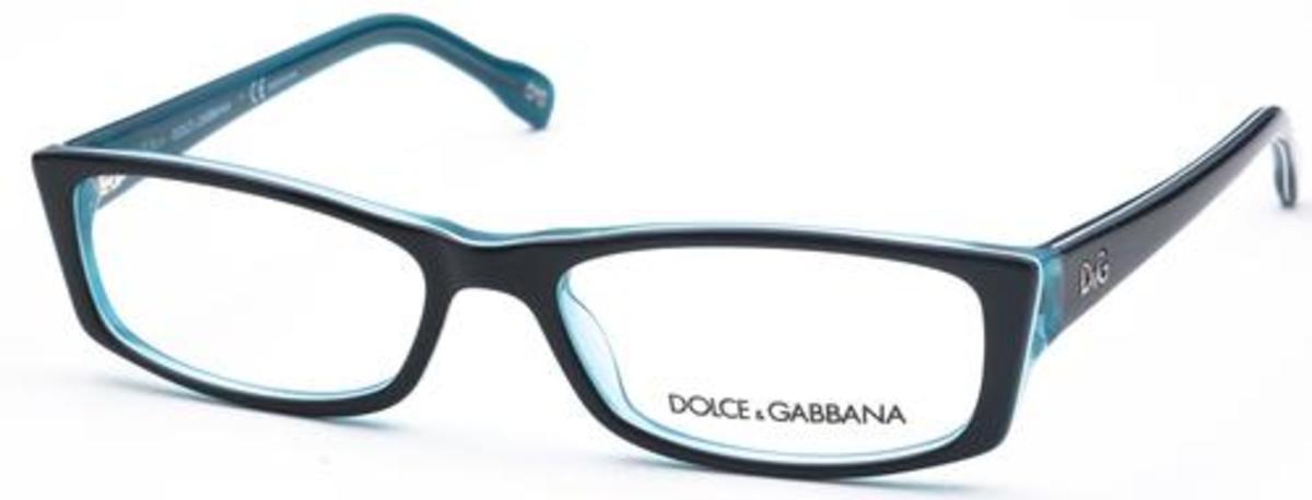 D&G DD1212 Eyeglasses Frames