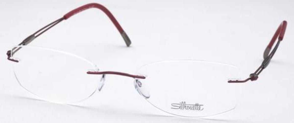 Silhouette 4301 Eyeglasses