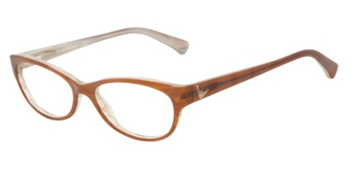 Armani Glasses Frames White : Emporio Armani EA3008 Eyeglasses Frames