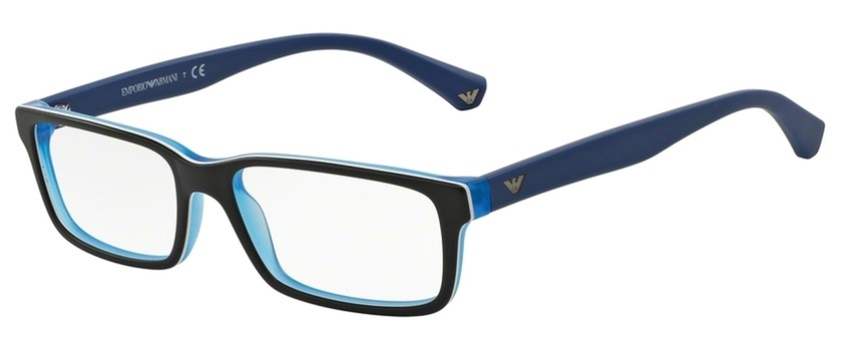 1acddb7cea2 Emporio Armani EA3061 Top Black Matte Blue. Top Black Matte Blue