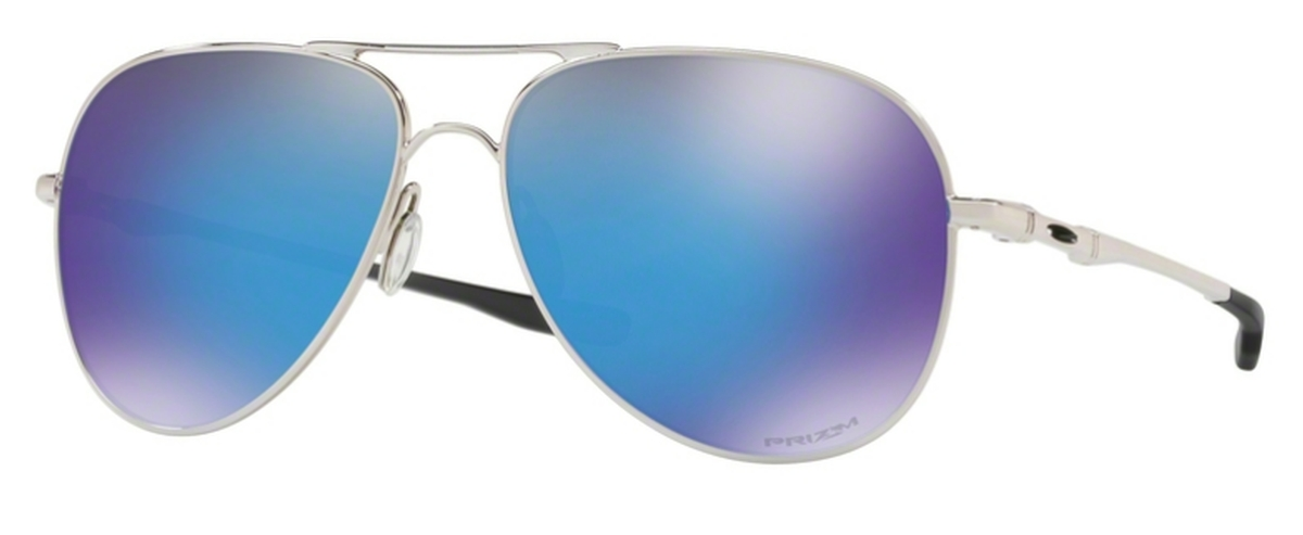 9074be69082 10 Polished Chrome with Prizm Sapphire Lenses · Oakley ELMONT M ...