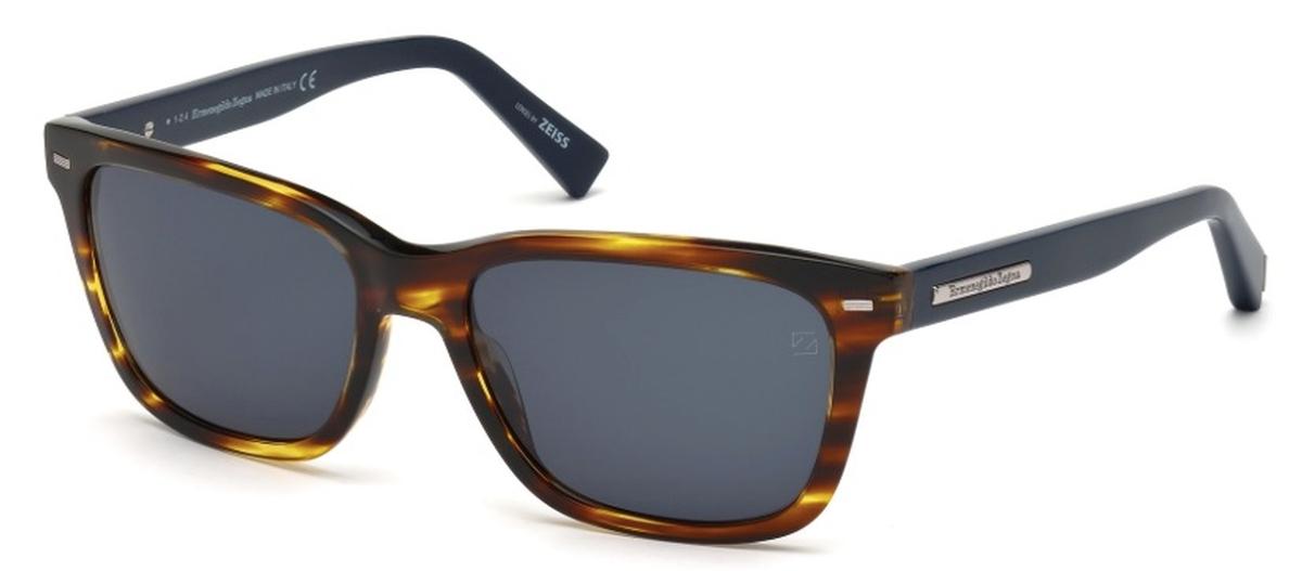 Ermenegildo Zegna EZ0002 Eyeglasses Frames