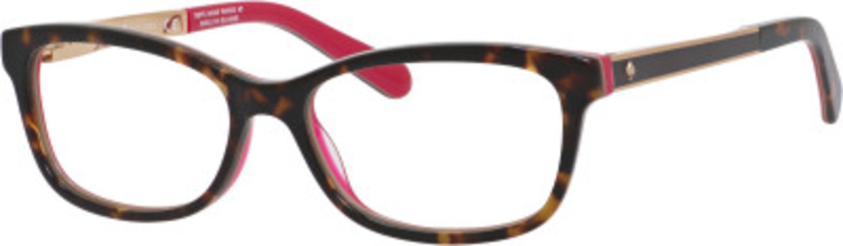 1492125f85 Kate Spade Angelisa Eyeglasses