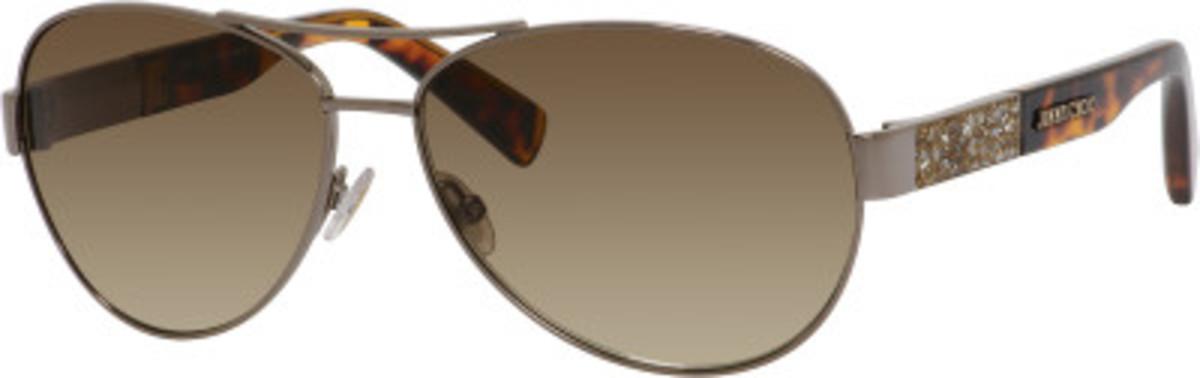 Jimmy Choo Baba/S Eyeglasses Frames