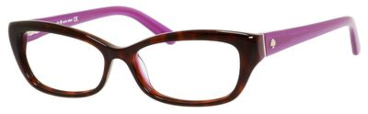 Kate Spade Small Eyeglass Frames : Kate Spade Catalina Eyeglasses Frames