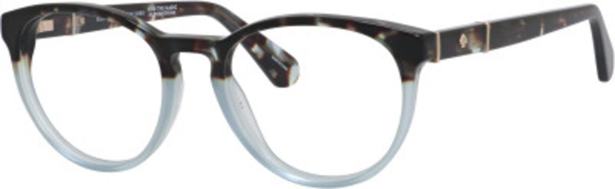 Kate Spade Charissa Eyeglasses Frames