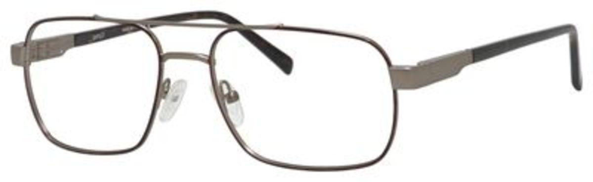Safilo Elasta For Men Elasta 7201N Eyeglasses