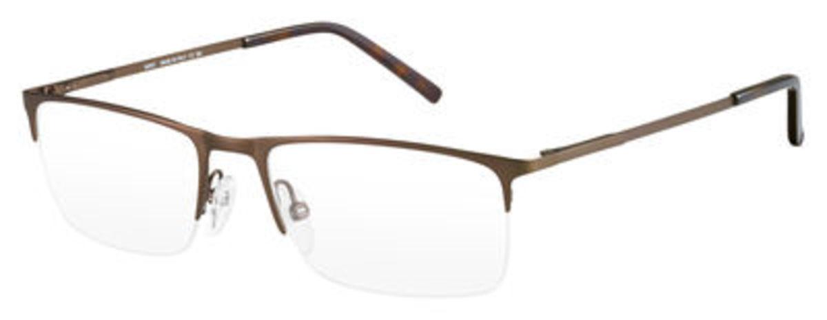 Safilo Elasta For Men Elasta 7218(SA 1050) Eyeglasses Frames