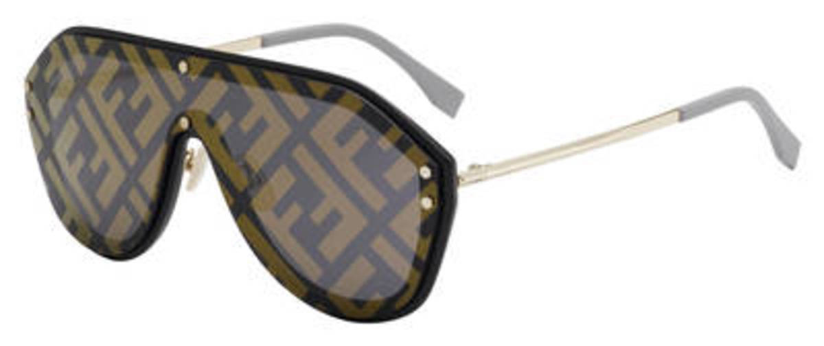 Fendi Men Ff M 0039/G/S Sunglasses