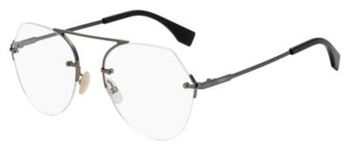 Fendi Men Ff M 0063 Eyeglasses
