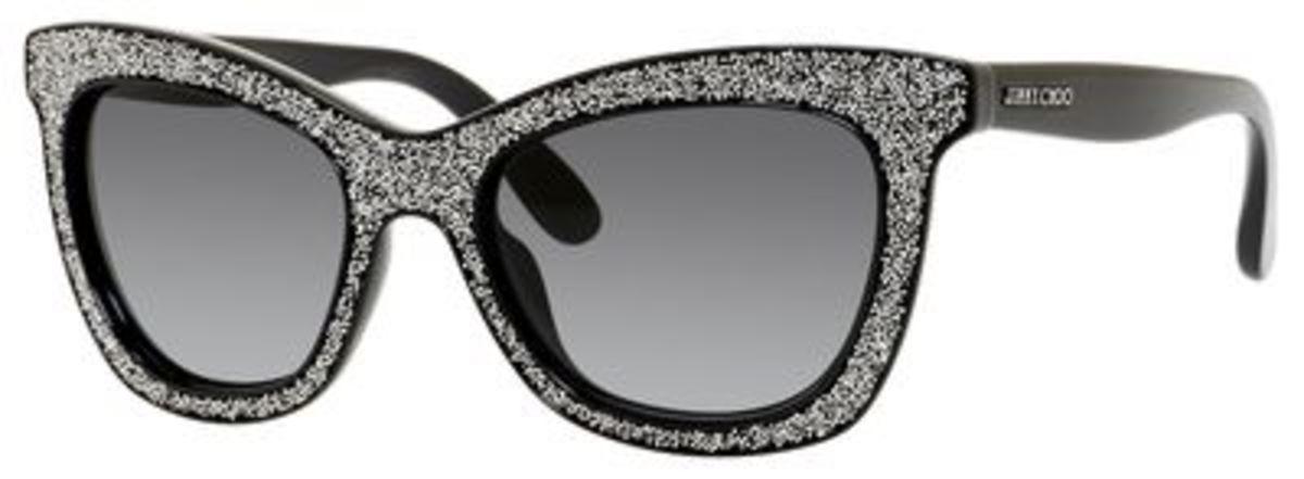 Jimmy Choo Flash/S Eyeglasses Frames
