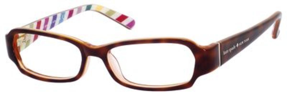 Kate Spade Small Eyeglass Frames : Kate Spade Gene Eyeglasses Frames