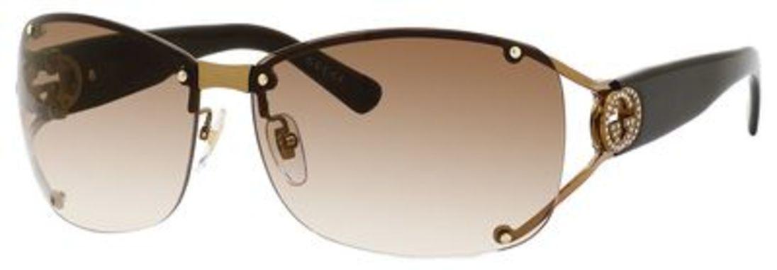 Gucci Rimless Eyeglasses