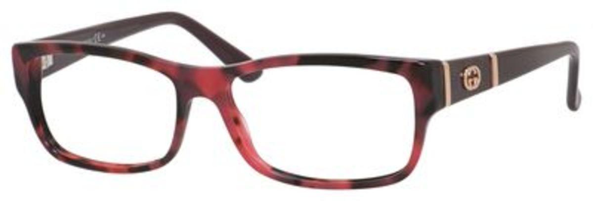 Where Are Gucci Eyeglass Frames Made : Gucci 3133 Eyeglasses Frames