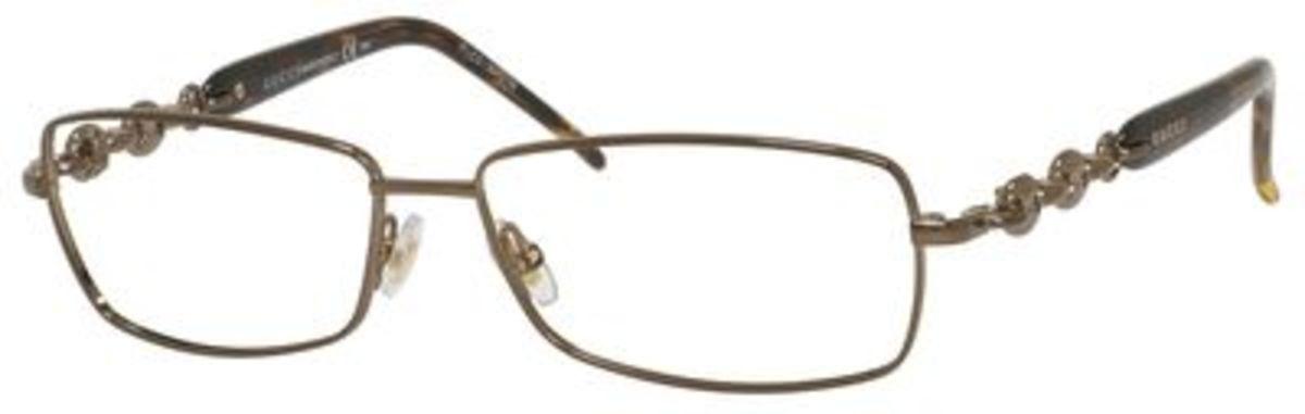 Gucci 4251 Eyeglasses Frames