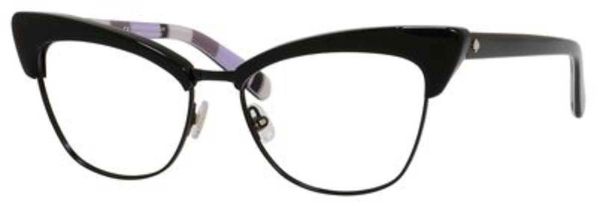 Kate Spade Small Eyeglass Frames : Kate Spade Janna Eyeglasses Frames