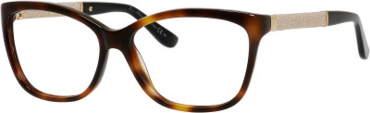 8986cd1dae Jimmy Choo Jc 105 Eyeglasses Frames