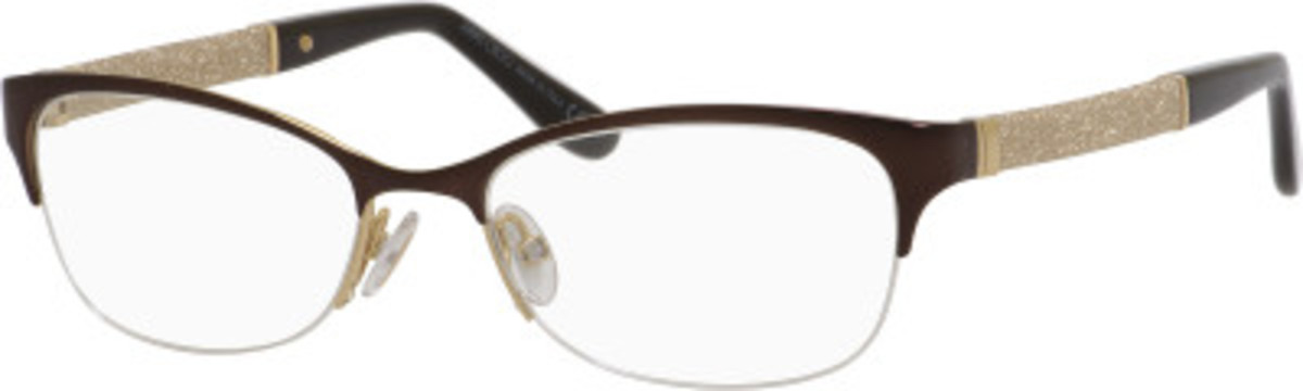 5e09ae188933 Jimmy Choo Jc 106 Matte Brown. Matte Brown