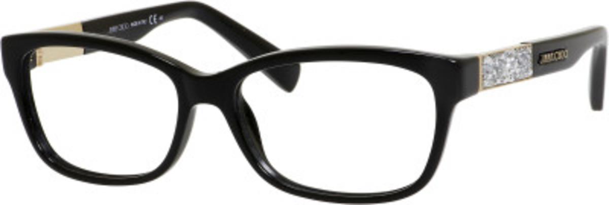 Jimmy Choo 110 Eyeglasses Frames