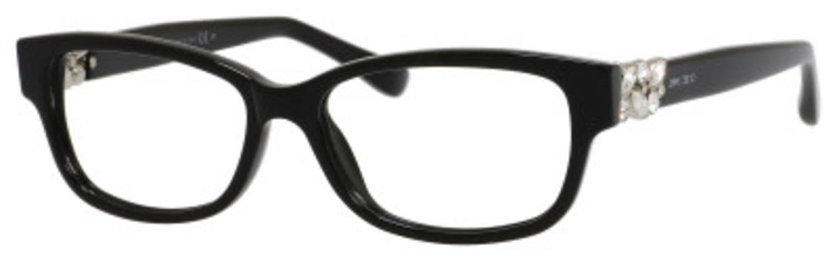 Jimmy Choo Eyeglass Frames 2015 : Jimmy Choo 125 Eyeglasses Frames