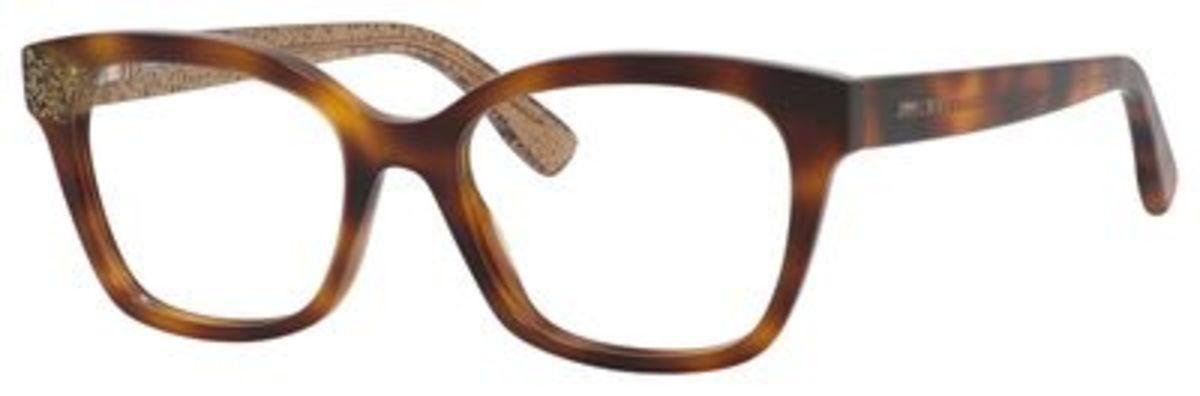 582befb631c Jimmy Choo Jc 150 Eyeglasses Frames
