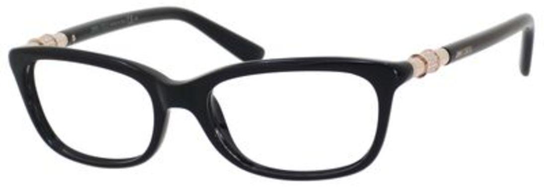 Jimmy Choo Eyeglass Frames 2013 : Jimmy Choo 81 Eyeglasses Frames