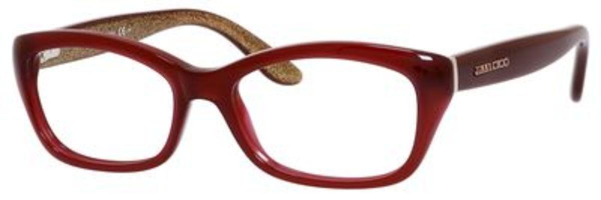 Jimmy Choo Eyeglass Frames 2013 : Jimmy Choo 82 Eyeglasses Frames