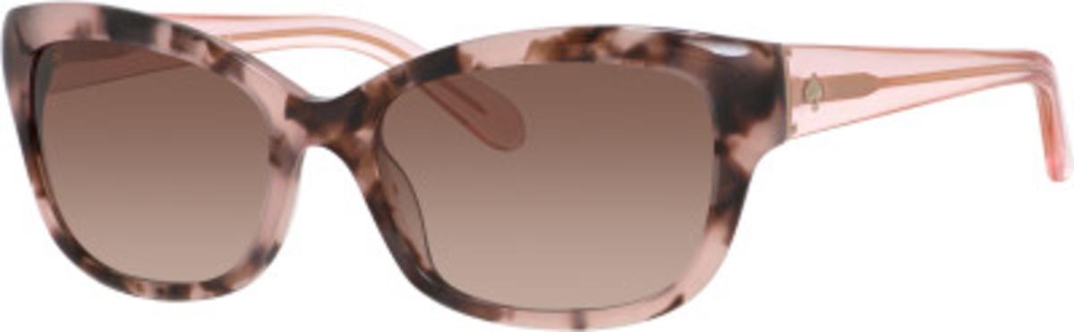 7275473fafd8 Kate Spade Johanna/S Havana Rose Pink. Havana Rose Pink