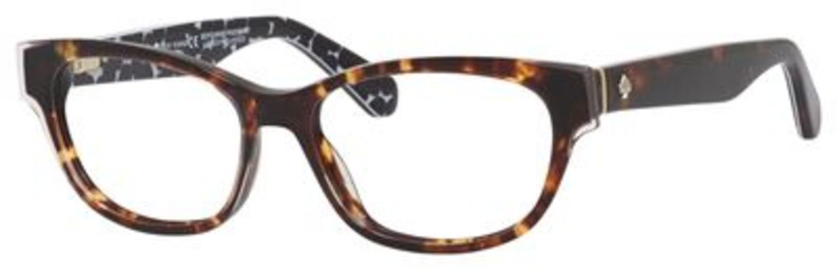 8950ebf208d All of our prescription lenses are made by Essilor. Kate Spade Josee  Eyeglasses