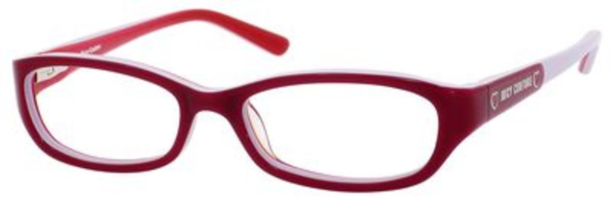 Eyeglass Frames Juicy Couture : Juicy Couture Juicy 111 Eyeglasses Frames