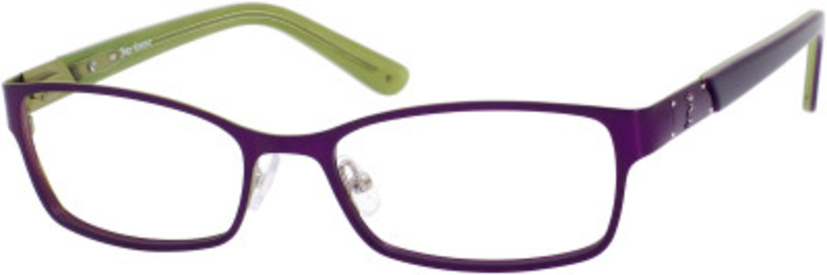 Juicy Couture Juicy 124 Eyeglasses Frames