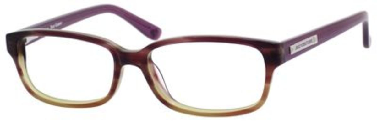 Juicy Couture Children s Eyeglass Frames : Juicy Couture Juicy 126 Eyeglasses Frames
