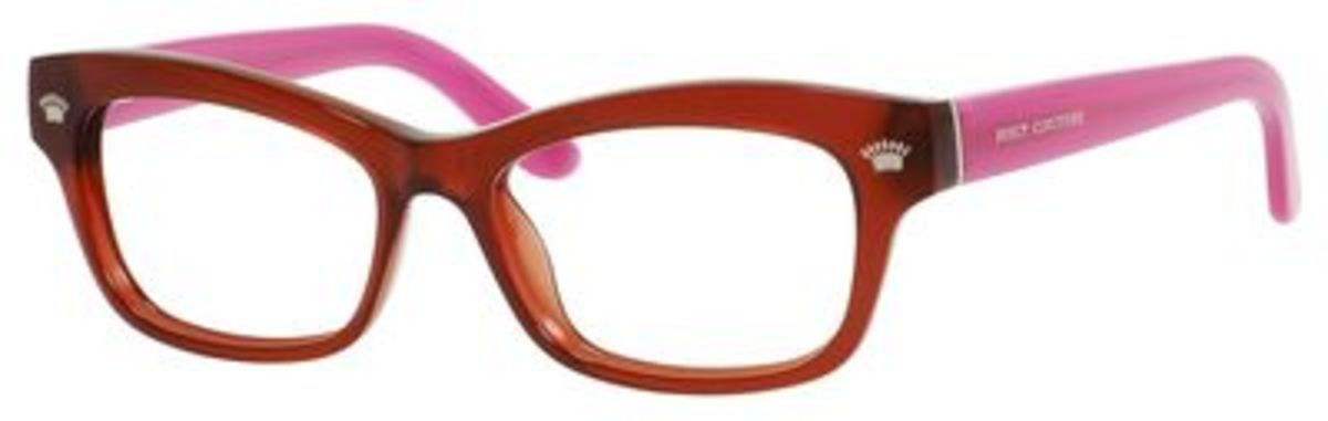 Juicy Couture Eyeglass Frames 2013 : Juicy Couture Juicy 132 Eyeglasses Frames