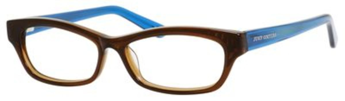 Juicy Couture Eyeglass Frames 2013 : Juicy Couture Juicy 133 Eyeglasses Frames