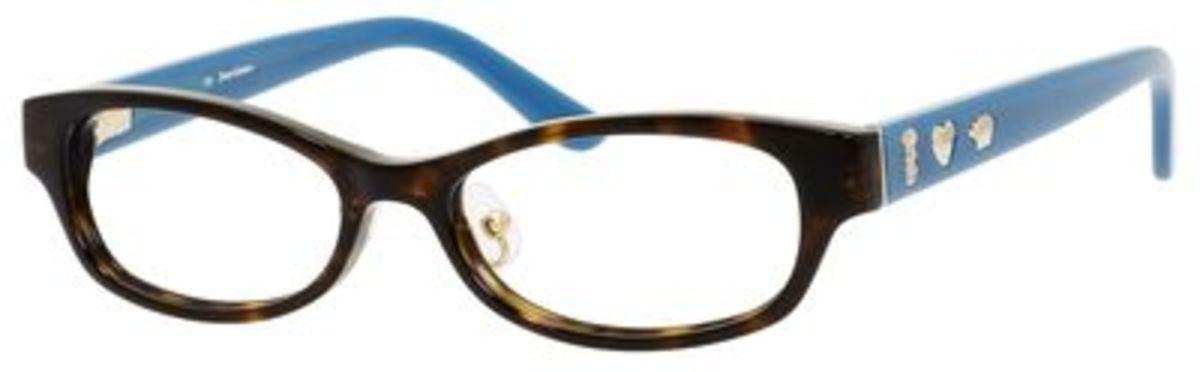 Juicy Couture Children s Eyeglass Frames : Juicy Couture Juicy 134/F Eyeglasses Frames